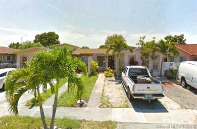 1342 W 38th St UNIT B, Hialeah, FL 33012 - MLS#: A10563980
