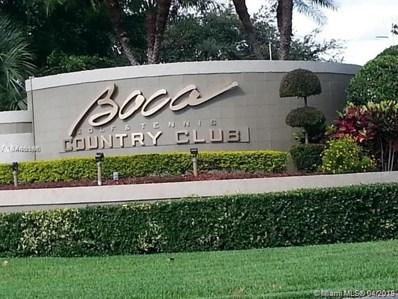 17064 Boca Club Blvd UNIT 4, Boca Raton, FL 33487 - #: A10563998
