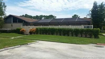 5520 Eagle Lake Dr UNIT 5520, Palm Beach Gardens, FL 33418 - #: A10564064