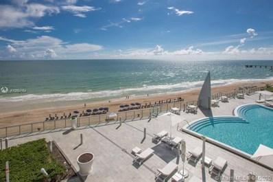 17121 Collins Ave UNIT 807, Sunny Isles Beach, FL 33160 - MLS#: A10564164