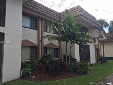 12214 Royal Palm Blvd UNIT E-8, Coral Springs, FL 33065 - #: A10564259