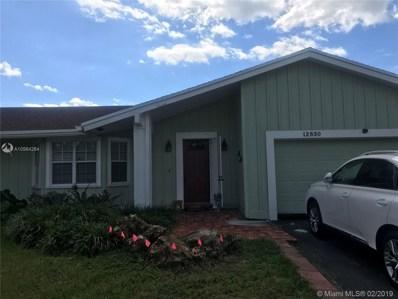 12830 SW 149th St, Miami, FL 33186 - #: A10564264