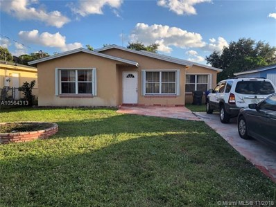 5420 SW 22nd St, West Park, FL 33023 - MLS#: A10564313