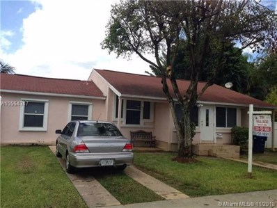 431 NE 110th Ter, Miami, FL 33161 - MLS#: A10564347