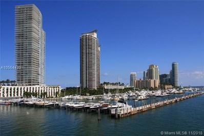 450 Alton Rd UNIT 2007, Miami Beach, FL 33139 - #: A10564433