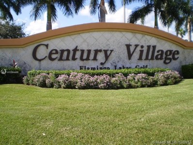 12500 SW 5th Ct UNIT 415M, Pembroke Pines, FL 33027 - #: A10564490