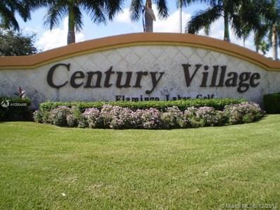 12500 SW 5th Ct UNIT 415M, Pembroke Pines, FL 33027 - #: A10564490