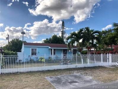 9460 NW 35th Ct, Miami, FL 33147 - MLS#: A10564808