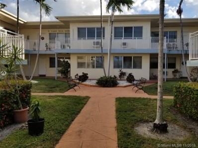 350 75th St UNIT 108, Miami Beach, FL 33141 - MLS#: A10564871