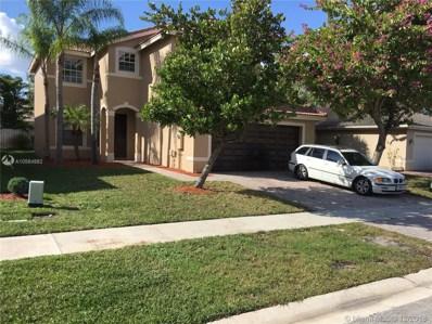 4326 SW 129th Way, Miramar, FL 33027 - MLS#: A10564982