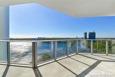 17111 Biscayne Blvd UNIT 1608, North Miami Beach, FL 33160 - MLS#: A10565069