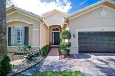 3911 Cascade Ter, Weston, FL 33332 - MLS#: A10565174