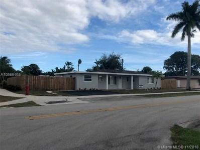3490 SW 20th St, Fort Lauderdale, FL 33312 - MLS#: A10565465