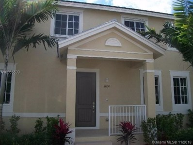 14130 SW 275th St, Homestead, FL 33032 - MLS#: A10565533