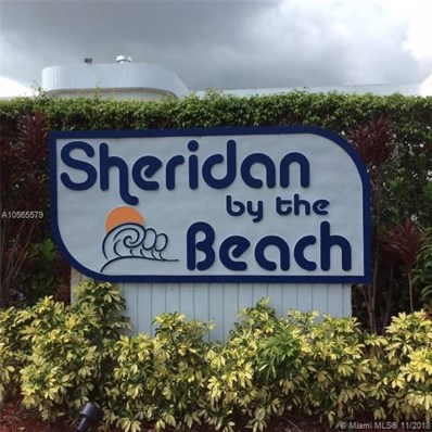 1420 Sheridan St UNIT 4H, Hollywood, FL 33020 - #: A10565579