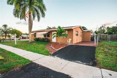 642 N 70th Way, Hollywood, FL 33024 - MLS#: A10565618