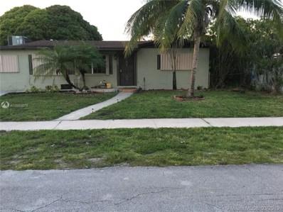 1365 NW 192nd St, Miami Gardens, FL 33169 - MLS#: A10565678