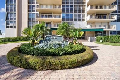 2701 N Ocean Blvd UNIT 2D, Fort Lauderdale, FL 33308 - MLS#: A10565765