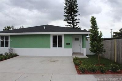 20731 NW 28th Ave, Miami Gardens, FL 33056 - MLS#: A10565873