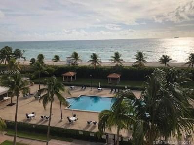 2625 Collins Ave UNIT 604, Miami Beach, FL 33140 - #: A10565915