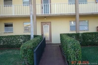 8515 Sunrise Lakes Blvd UNIT 102, Sunrise, FL 33322 - MLS#: A10565955