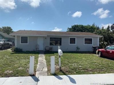 1376 13th St, West Palm Beach, FL 33401 - MLS#: A10565992