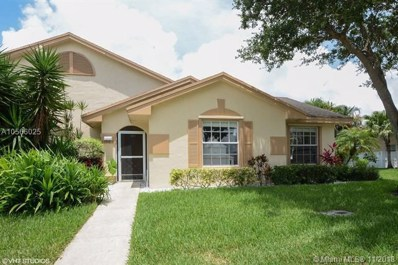 9496 Boca Gardens Pkwy UNIT D, Boca Raton, FL 33496 - MLS#: A10566025
