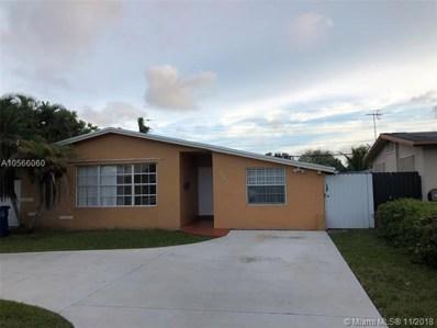 7750 Meridian St, Miramar, FL 33023 - MLS#: A10566060