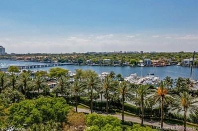 3 Grove Isle Dr UNIT C806, Miami, FL 33133 - #: A10566084