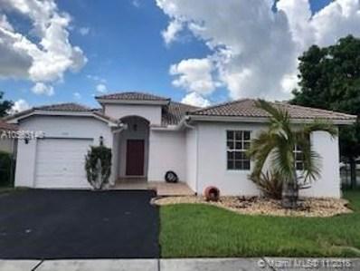1770 SW 119th Ter, Miramar, FL 33025 - MLS#: A10566146