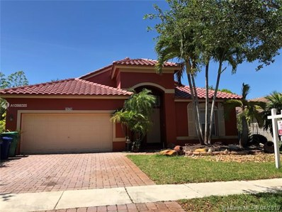 2850 SW 190th Ave, Miramar, FL 33029 - MLS#: A10566385