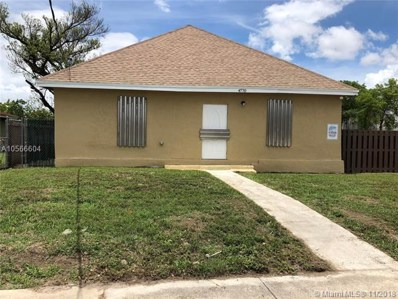 4770 NW 23rd Ave, Miami, FL 33142 - MLS#: A10566604