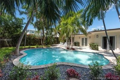 5055 N Bay Rd, Miami Beach, FL 33140 - #: A10566647
