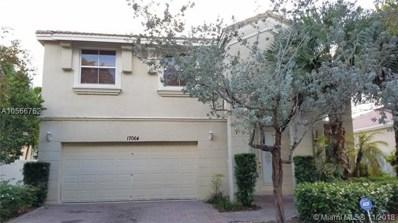 17064 SW 51st Ct, Miramar, FL 33027 - MLS#: A10566762