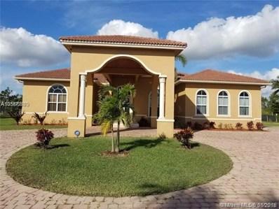20891 SW 246th St, Homestead, FL 33031 - MLS#: A10566809