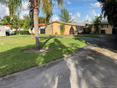 13661 S Biscayne River Dr, Miami, FL 33161 - MLS#: A10566837