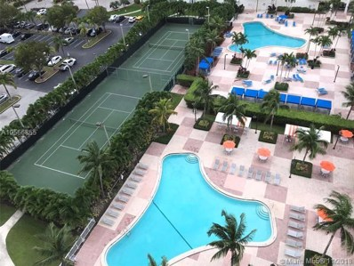 19380 Collins Ave UNIT 1404, Sunny Isles Beach, FL 33160 - MLS#: A10566855
