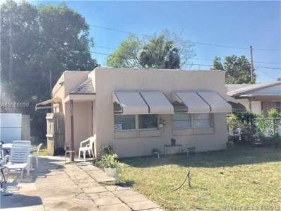 1032 Adams St, West Palm Beach, FL 33407 - MLS#: A10566939