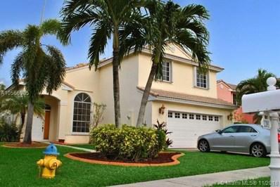 1381 NW 187 Avenue, Pembroke Pines, FL 33029 - MLS#: A10566985