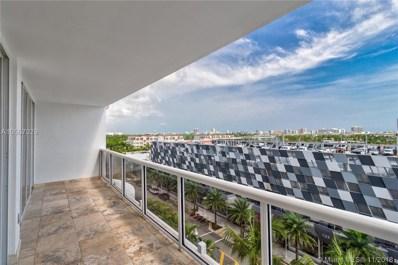 1800 Sunset Harbour Dr. UNIT 803, Miami Beach, FL 33139 - MLS#: A10567029