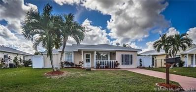 8298 Huntsman Pl, Boca Raton, FL 33433 - MLS#: A10567035