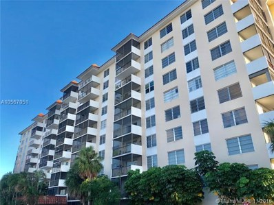 4164 Inverrary Drive UNIT 801, Lauderhill, FL 33319 - MLS#: A10567051