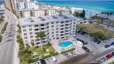 1901 S Ocean Dr UNIT 501, Hollywood, FL 33019 - MLS#: A10567135