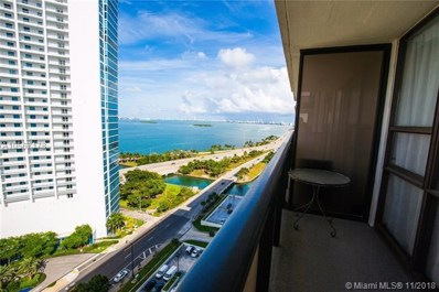 600 NE 36th St UNIT 2019, Miami, FL 33137 - MLS#: A10567178