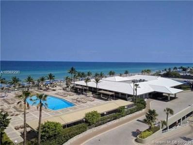 1950 S Ocean Dr UNIT 4F, Hallandale, FL 33009 - #: A10567290
