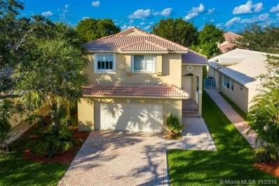 17089 NW 11th St, Pembroke Pines, FL 33028 - MLS#: A10567353