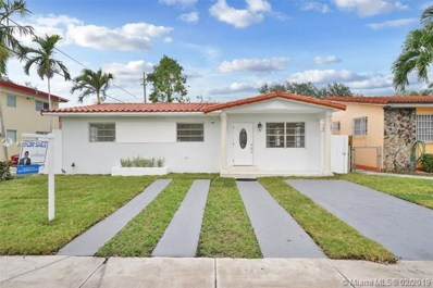 4137 SW 14th St, Coral Gables, FL 33134 - MLS#: A10567378