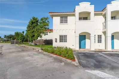 167 SW 3rd Ct UNIT 167, Florida City, FL 33034 - MLS#: A10567425