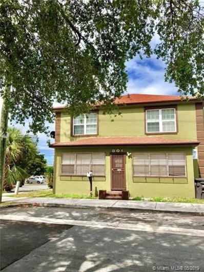 801 Division Avenue, West Palm Beach, FL 33401 - MLS#: A10567466