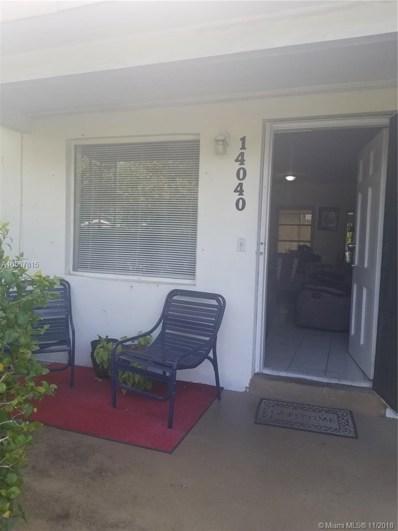 14040 Van Buren St, Miami, FL 33176 - MLS#: A10567815